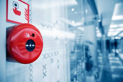 Planning of fire detection and extinguishing systems